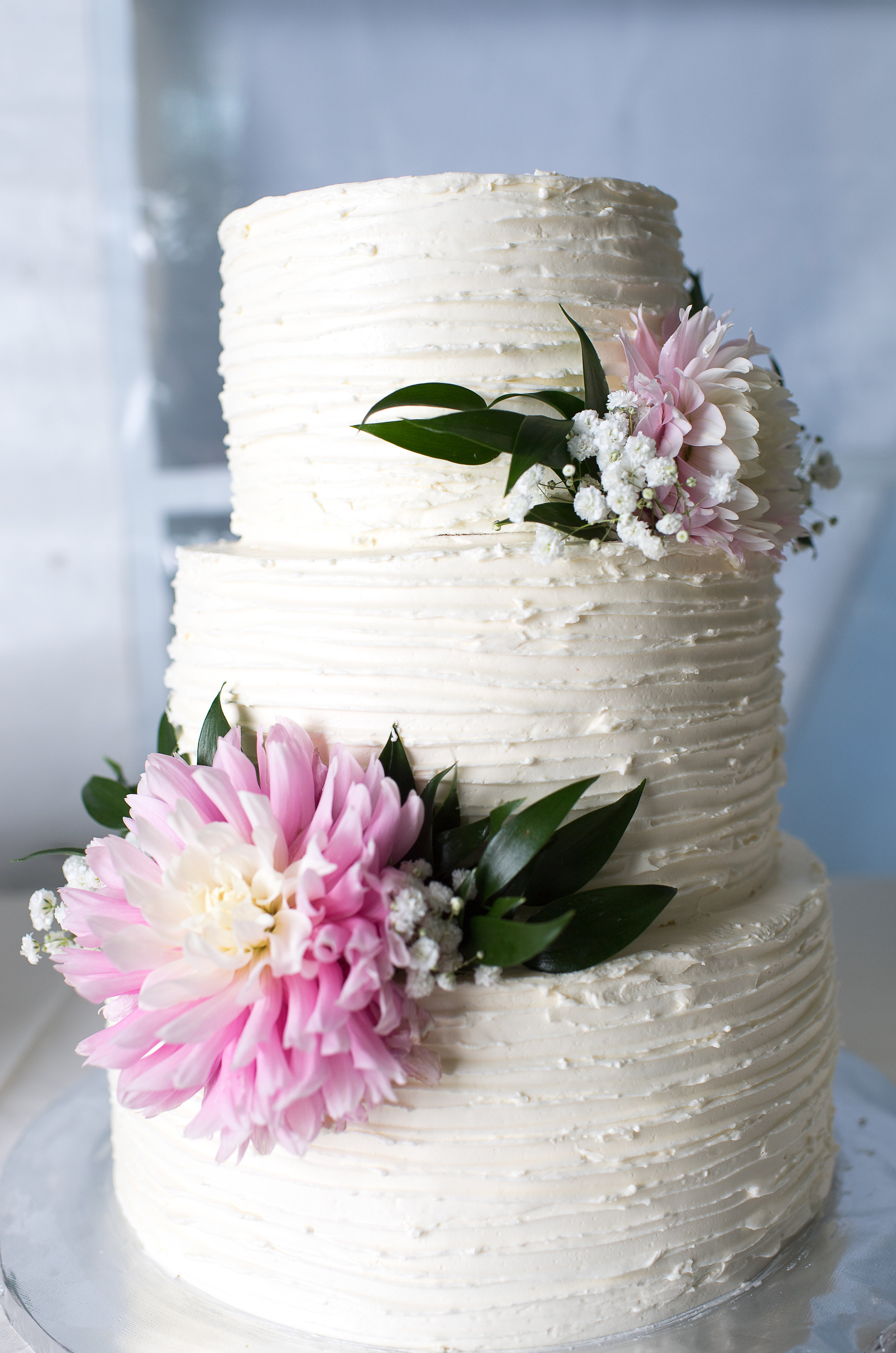 Wedding Cakes by Angela Welch - Vermont Cake Decorator