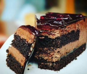 Chocolate Cake Layers